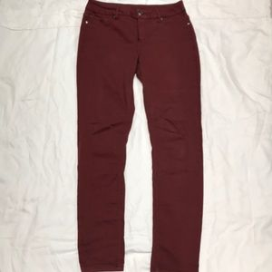 Colored skinny-leg Jean